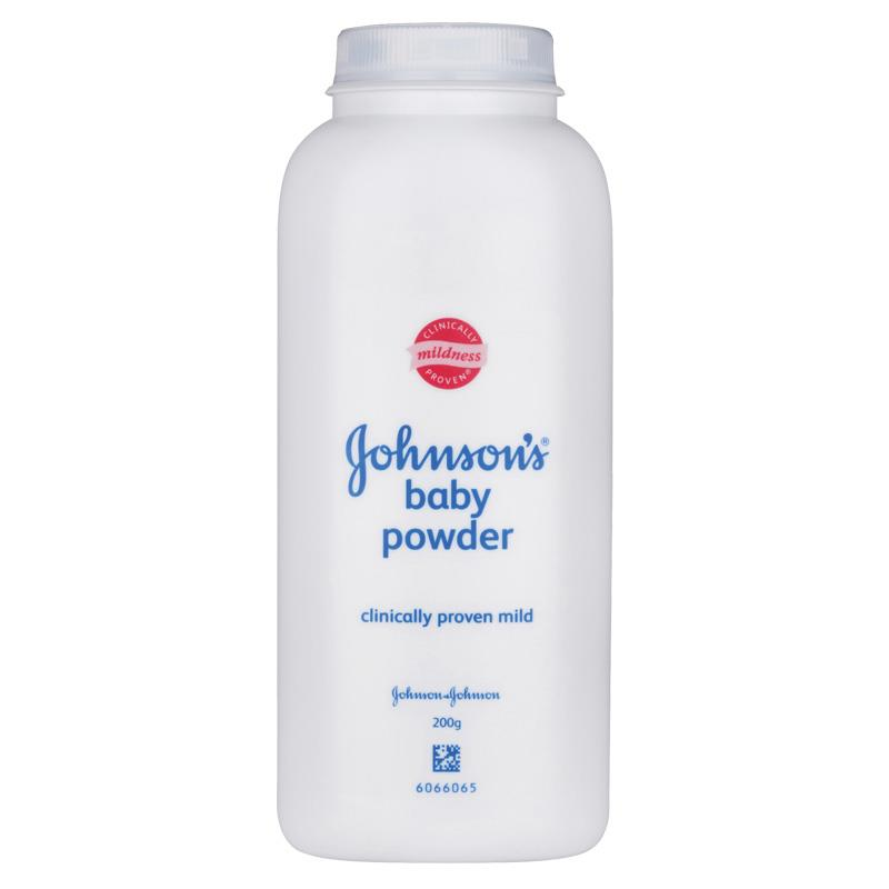 JOHNSONS BABY POWDER - 200 GM