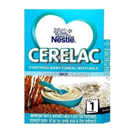 NESTLE CERELAC STAGE 1 RICE - 300 GM