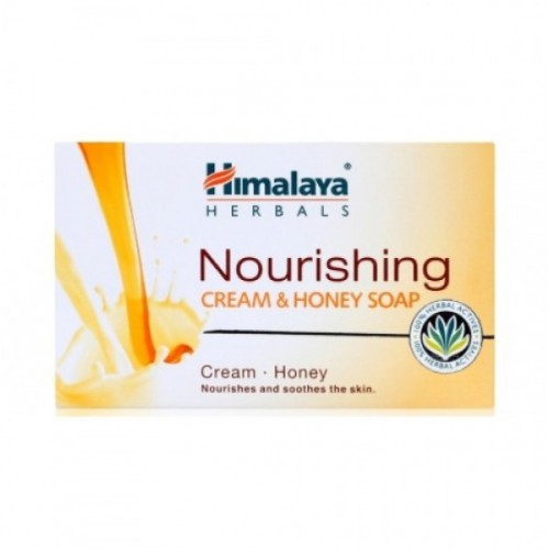 HIMALAYA SOAP - HONEY & CREAM -  75 GM