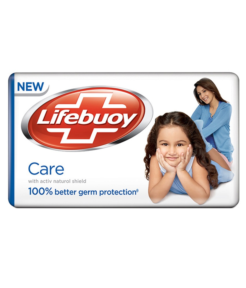 LIFEBUOY CARE SOAP - 125 GM