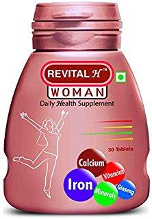 REVITAL H WOMAN - 30 CAPSULES