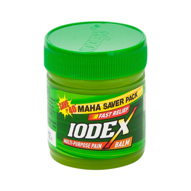 IODEX FAST RELIEF PAIN BALM - 45 GM