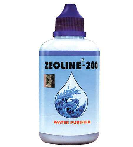 ZEOLINE WATER PURIFIER - 100 ML