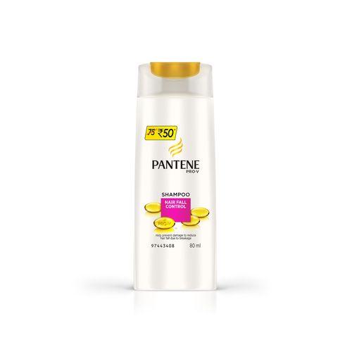 PANTENE HAIR FALL CONTROL SHAMPOO - 72 ML