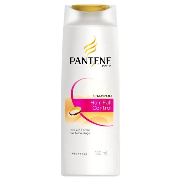 PANTENE HAIR FALL CONTROL SHAMPOO - 180 ML