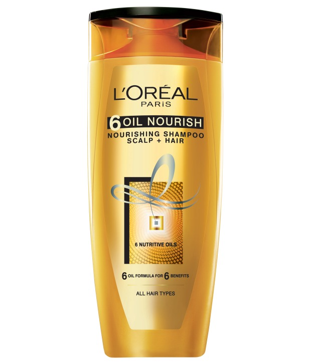 LOREAL PARIS 6 OIL NOURISH SHAMPOO - 75 ML