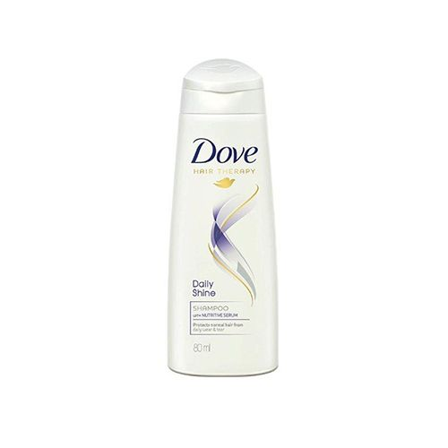 DOVE DAILY SHINE SHAMPOO - 80 ML