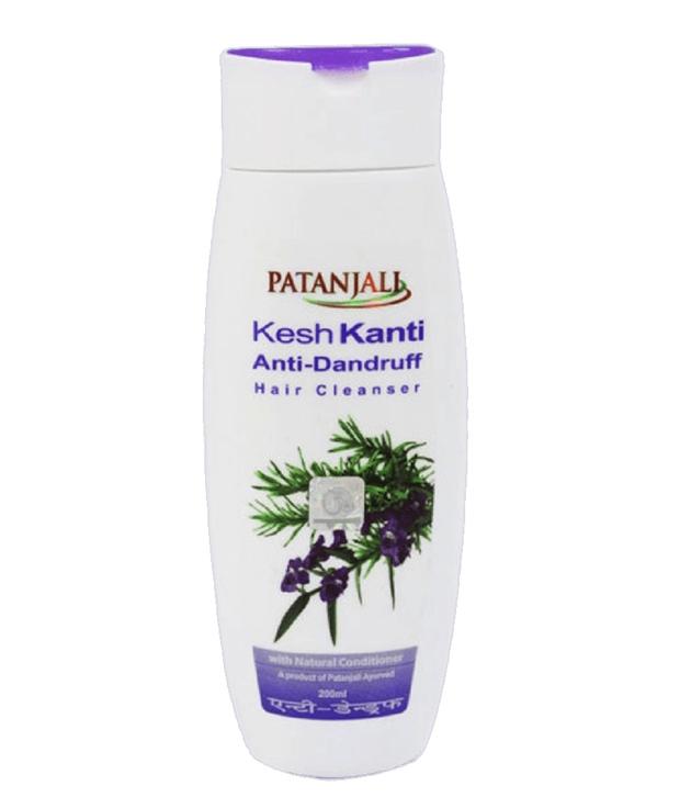 PATANJALI KESH KANTI ANTI DANDRUFF HAIR CLEANSER - 200 ML