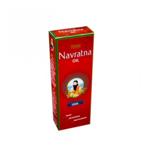 HIMANI NAVRATNA HAIR OIL - NAVARATNA - 100 ML