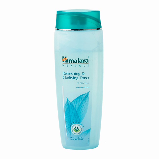 HIMALAYA REFRESHING AND CLARIFYING TONER - 100 ML