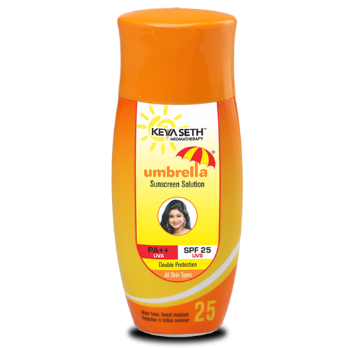 KEYA SETH UMBRELLA SUNSCREEN SPF 25 FLUID - 100 ML