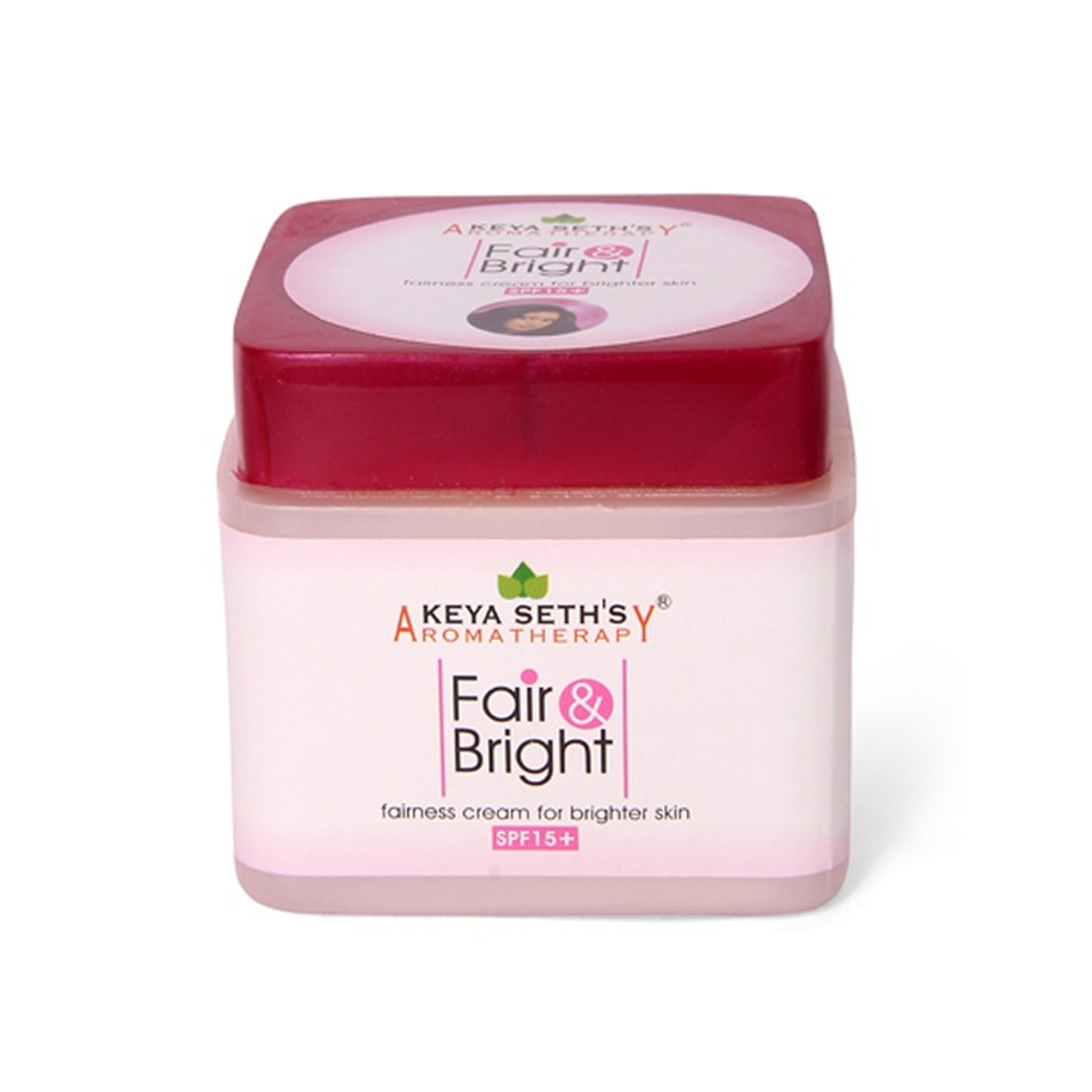 KEYA SETH FAIR & BRIGHT CREAM - 50 GM
