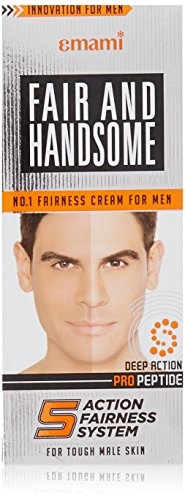 EMAMI FAIR AND HANDSOME FAIRNESS CREAM - 30 GM