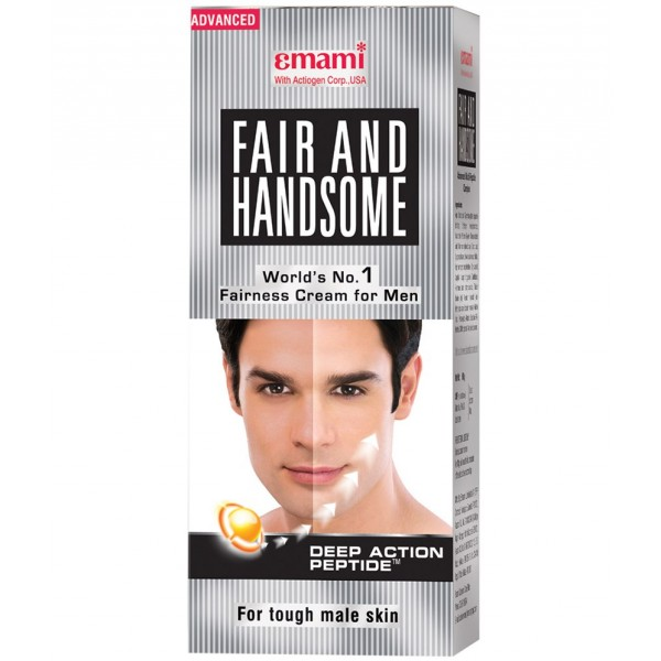 EMAMI FAIR AND HANDSOME CREAM - 60 GM