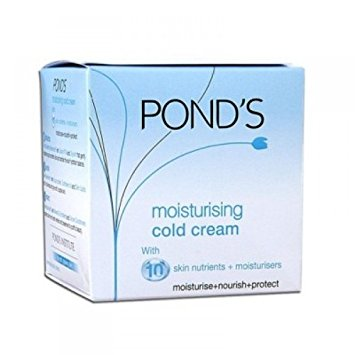 PONDS COLD CREAM - MOISTURISER - 100 GM