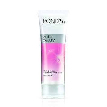 PONDS WHITE BEAUTY DSL FACIAL FOAM - 50 GM