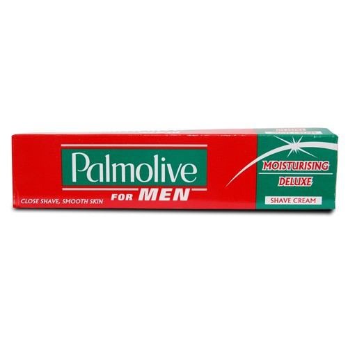 PALMOLIVE SHAVE CREAM - MOISTURIZING DELUXE FOR MEN - 70 GM