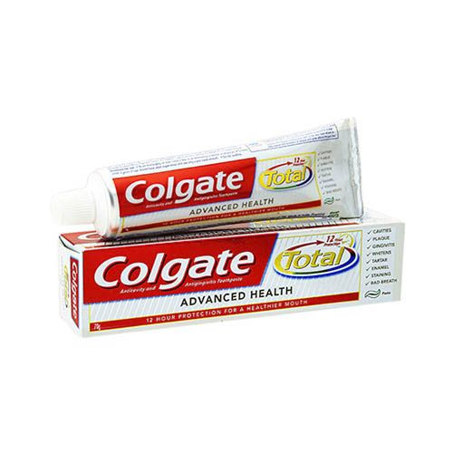 COLGATE TOTAL ADVANCED HEALTH TOOTHPASTE - 120 GM