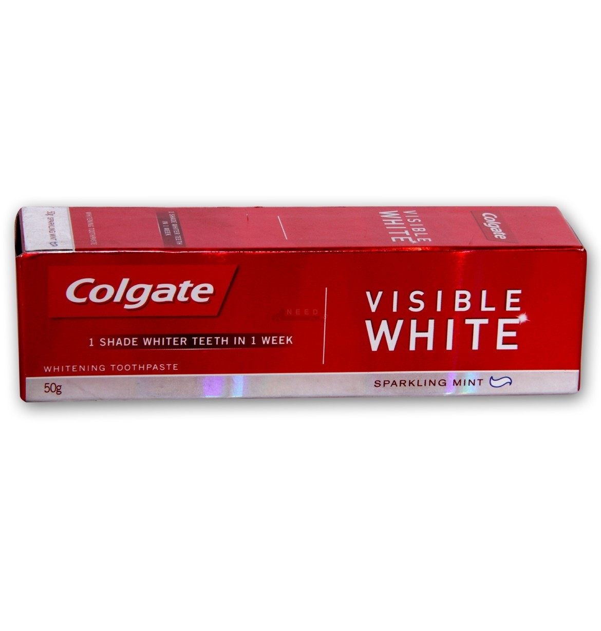 COLGATE VISIBLE WHITE TOOTHPASTE - 50 GM