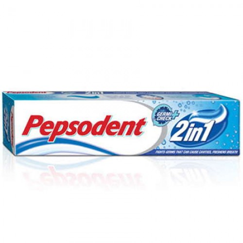 PEPSODENT 2 IN 1 TOOTHPASTE - 150 GM