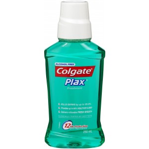 COLGATE PLAX FRESH MINT MOUTH WASH - 250 ML
