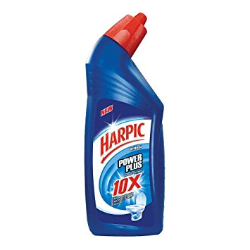 HARPIC TOILET CLEANER POWER PLUS 10X (BLUE) - 500 ML