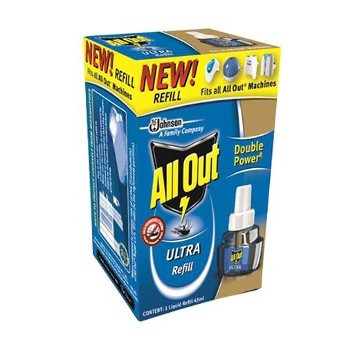 ALL OUT LIQUID ULTRA REFILL - 45 ML