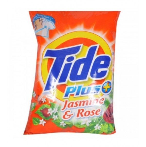 TIDE DETERGENT POWDER PLUS JASMINE & ROSE  2 KG