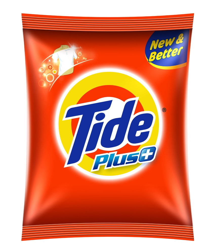 TIDE DETERGENT POWDER PLUS - 2 KG