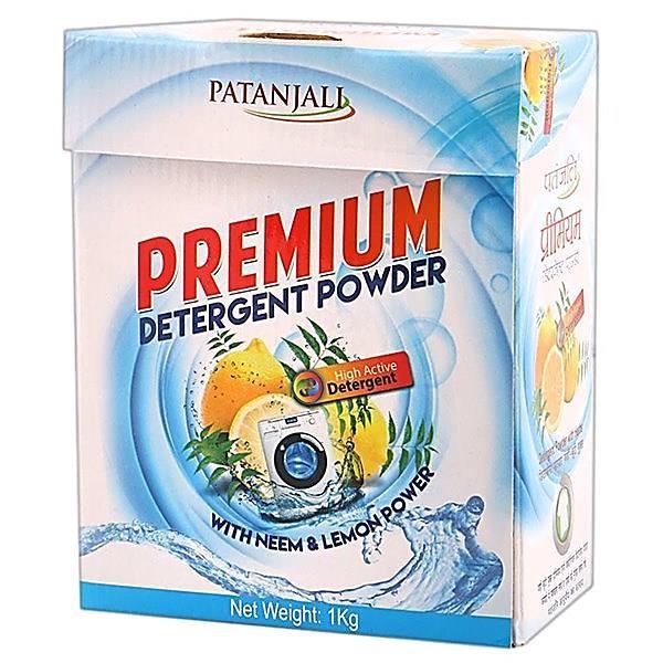 PATANJALI PREMIUM DETERGENT POWDER - 1 KG