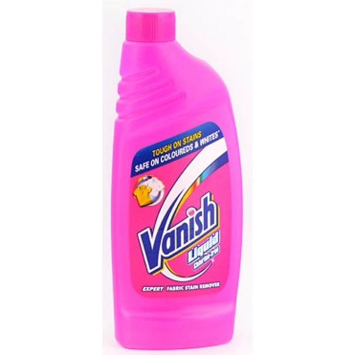 VANISH STAIN REMOVER EXPERT LIQUID - 500 ML