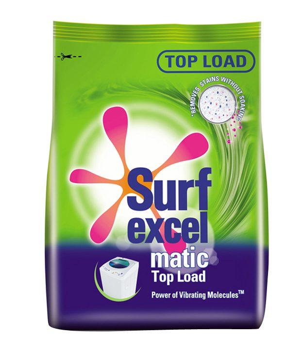 SURF EXCEL MATIC TOP LOAD DETERGENT POWDER - 500 GM