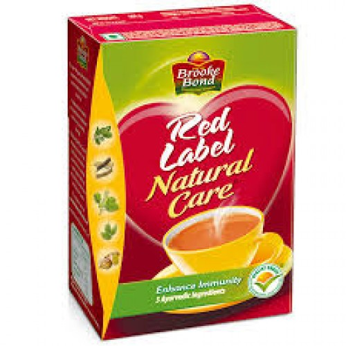 BROOKE BOND RED LABEL NATURAL CARE TEA - 100 GM SPECIAL RATE