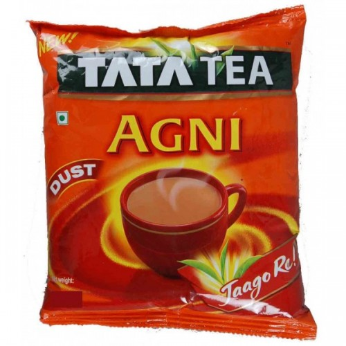 TATA TEA AGNI DUST POUCH - 500 GM