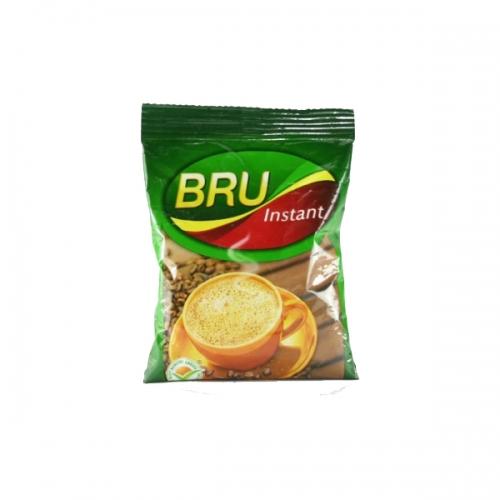 BRU INSTANT COFFEE  POUCH - 50 GM