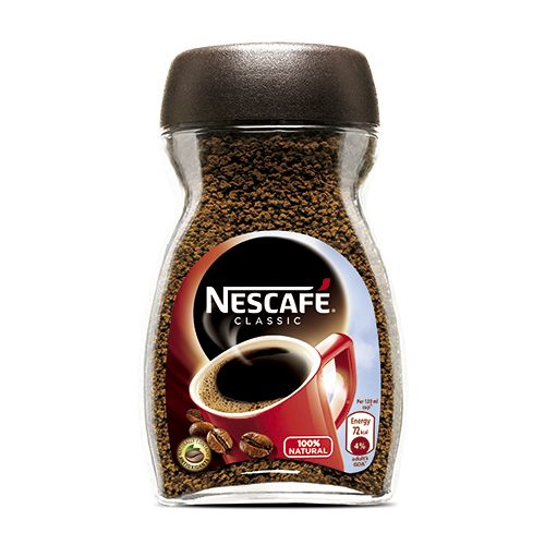 NESCAFE COFFEE CLASSIC JAR - 50 GM