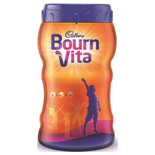 CADBURY BOURNVITA HEALTH DRINK - JAR - 500 GM