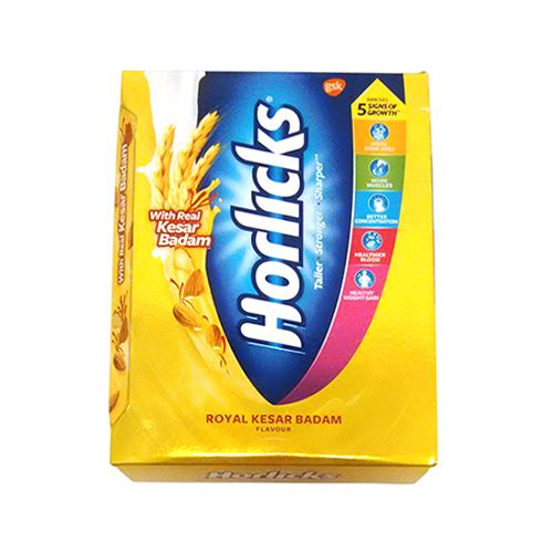 HORLICKS ROYAL KESAR BADAM - 400 GM POUCH