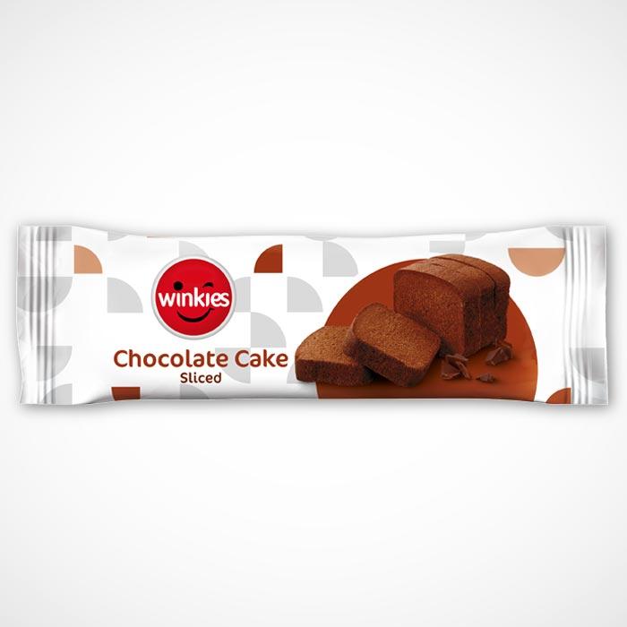 WINKIES CHOCOLATE CAKE SLICED - 50 GM