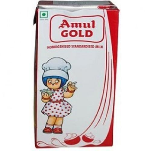 AMUL GOLD MILK - 1 LTR