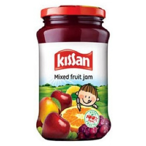 KISSAN MIXED FRUIT JAM - 200 GM