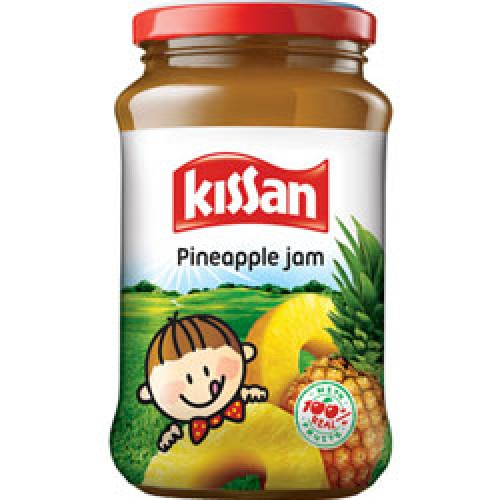 KISSAN PINEAPPLE JAM - 200 GM