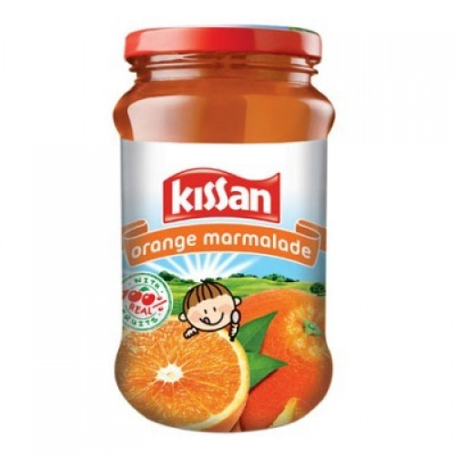 KISSAN ORANGE JAM - 500 GM
