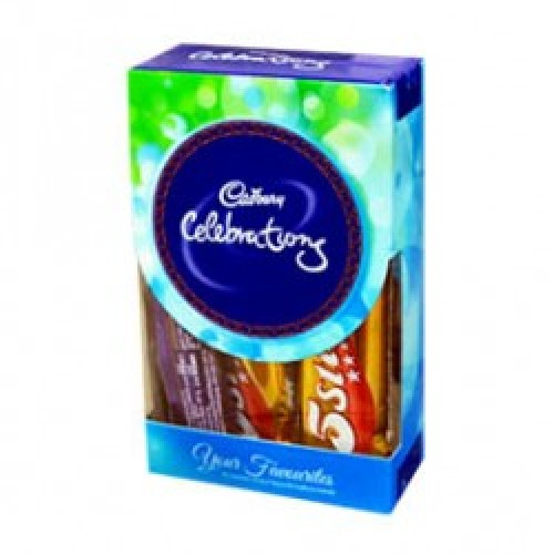 CADBURY CELEBRATIONS GIFT PACK - 75 GM