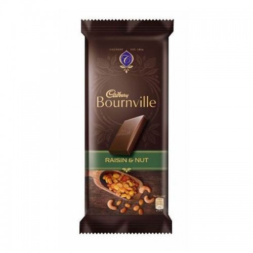 CADBURY BOURNVILLE RAISIN & NUT - 80 GM