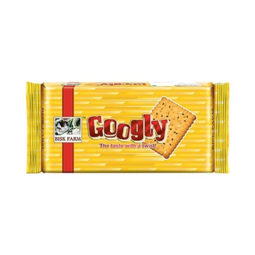 BISK FARM GOOGLY BISCUITS - 200 GM
