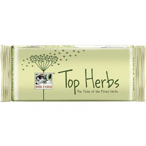 BISK FARM TOP BISCUITS - HERBS -  200 GM