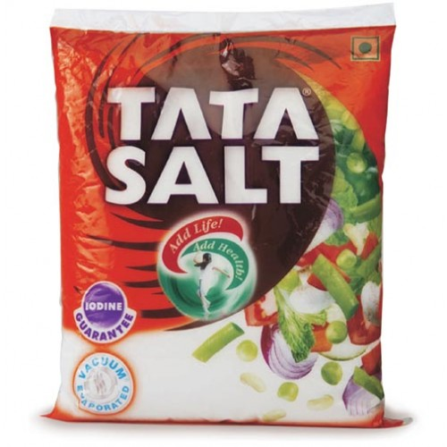TATA SALT IODIZED NAMAK NUN - 1 KG
