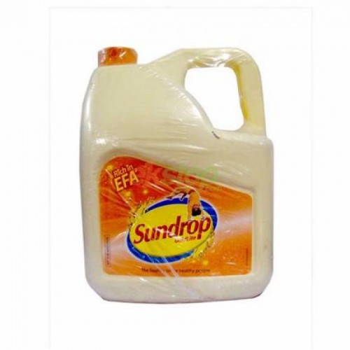 SUNDROP GOLD LITE OIL - 5 LTR