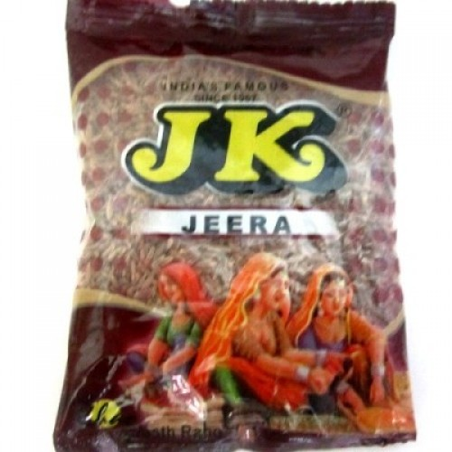 JK GOTA JEERA JIRA JIRE - CUMIN WHOLE - 50 GM